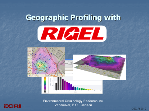 Rigel Geographic Profiling